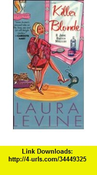 GO Downloads Killer Blonde Laura Levine