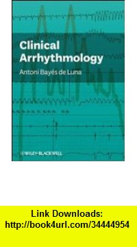 GO Downloads Clinical Arrhythmology Antonio Bayes de Luna